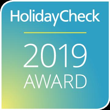 Holiday Check Award