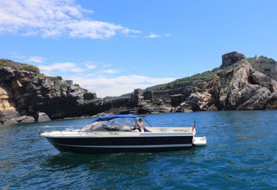 voyage bateau portovenere