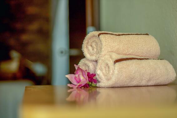 toallas de masaje