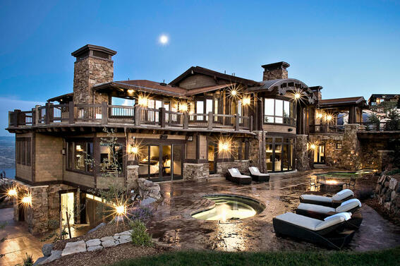 Luxury Homes The Dream Home summer exterior