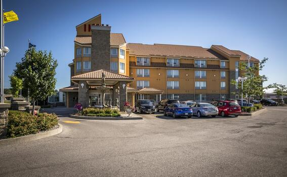 Exterior Front View - Monte Carlo Inns - Brand Site
