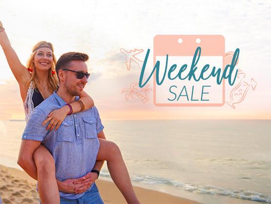 Weekend Sale in Plaza Pelicanos Club Beach Resort