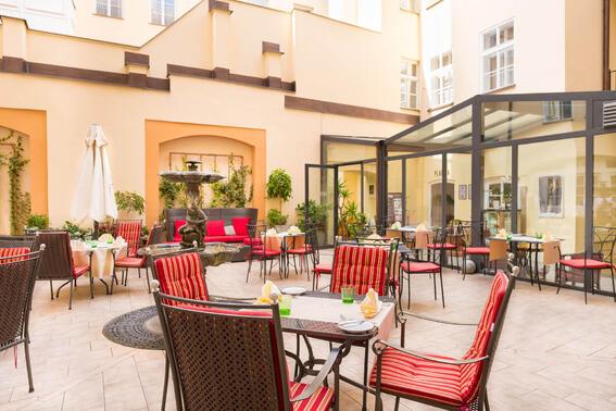 Leonardo Hotel Terrace, Jan Hotels, Czech Republic