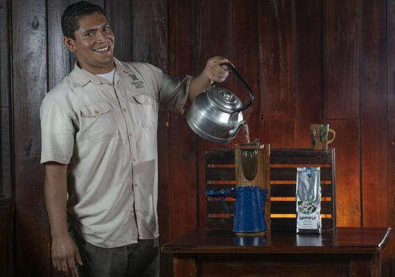 Tea Brew at Buena Vista Del Rincon Eco Adventure Hotel And Spa