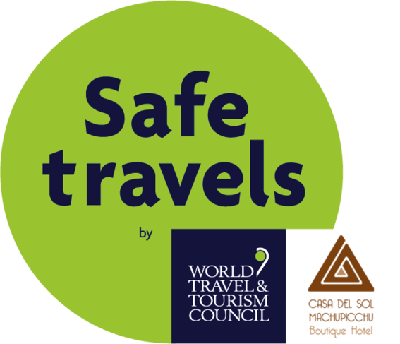 safe travel logo by World Travel & Tourism Council