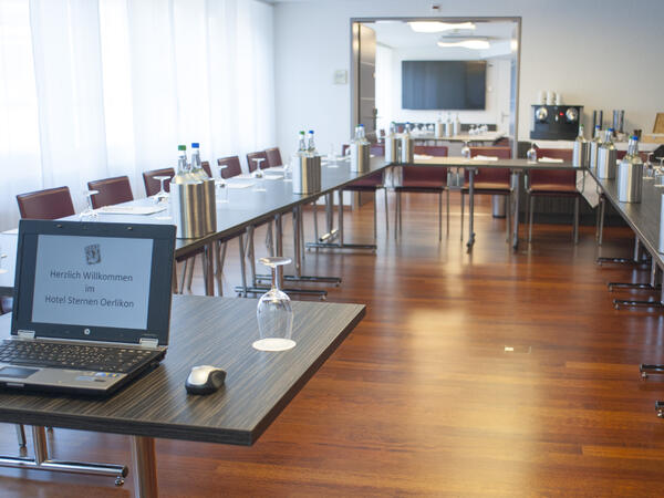 Seminar Room at Hotel Sternen Oerlikon in Zurich