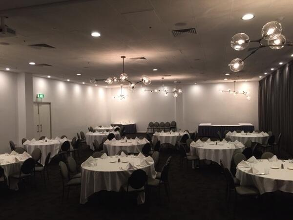 Function Hall at Jasper Hotel Melbourne
