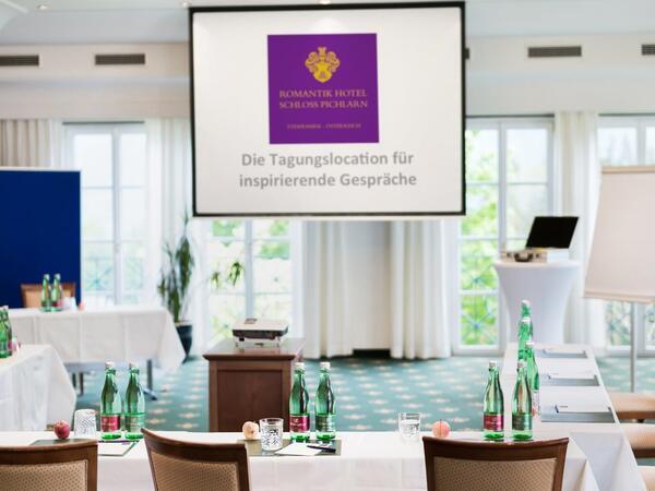 Veranstaltungen im Schloss Pichlarn