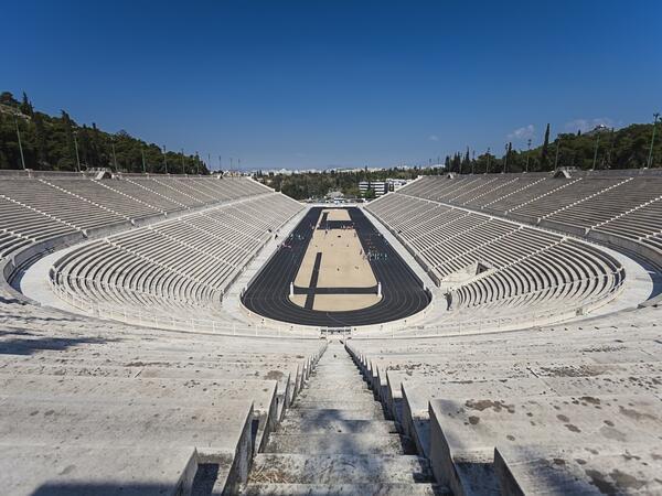 Kallimarmaron Stadium Athens