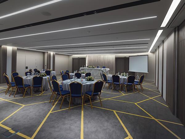 Banquet Room NJV Athens Plaza