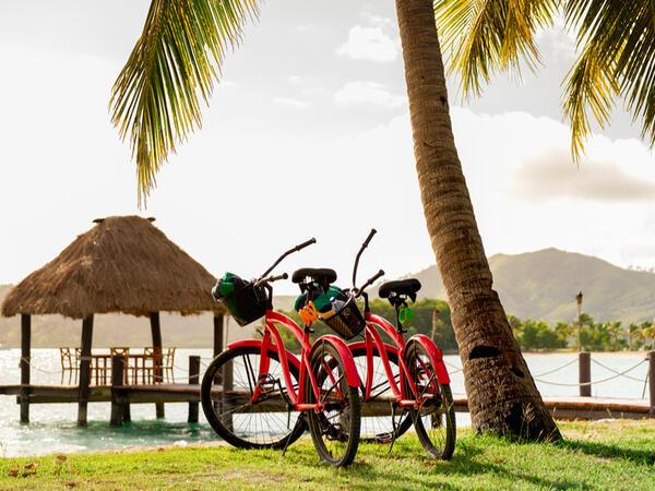 Fiji Cruiser Bike Rental | Musket Cove Island Resort And Marina