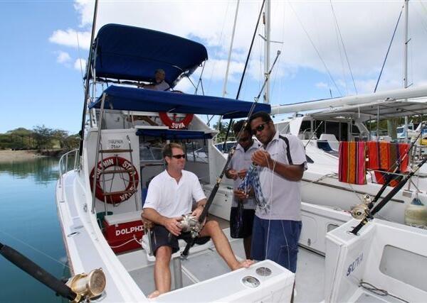 Sports Fishing | Things to Do in Fiji | Musket Cove Island Resor