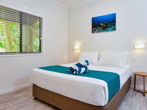 Turtle Room Heron Island Resort