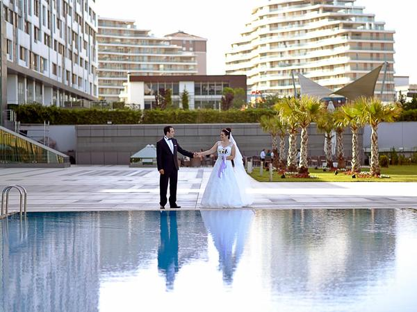 Weddings at Miracle Istanbul Hotel