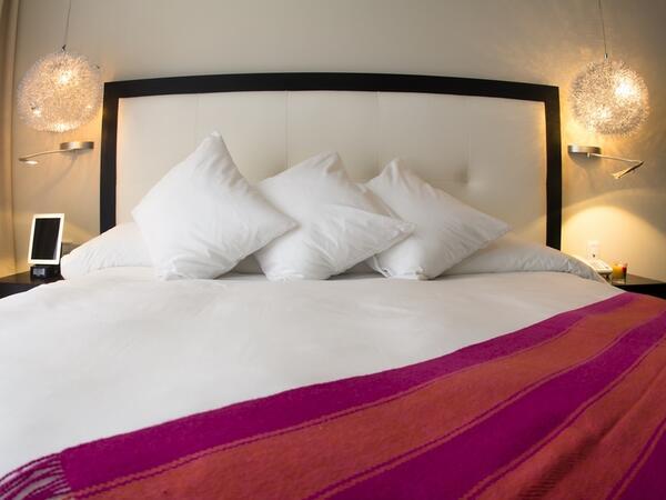 Stannum Boutique Hotel Junior Suite Bed