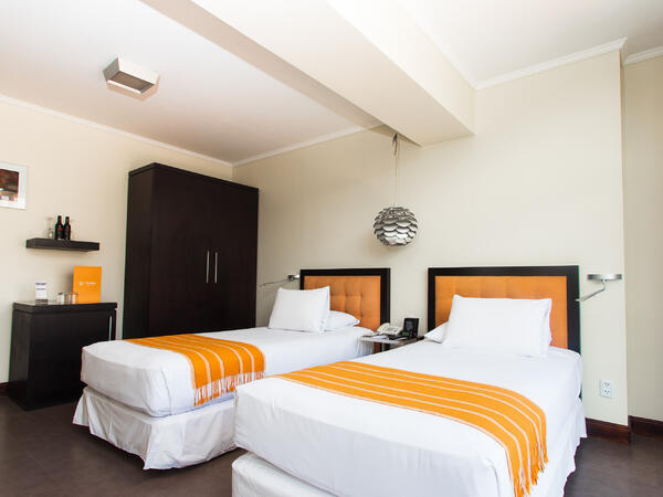 Stannum Boutique Hotel Double Guestroom