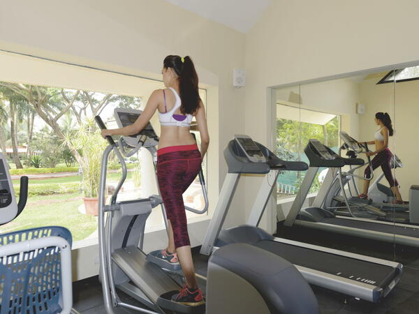 Gym at U Tropicana Alibaug