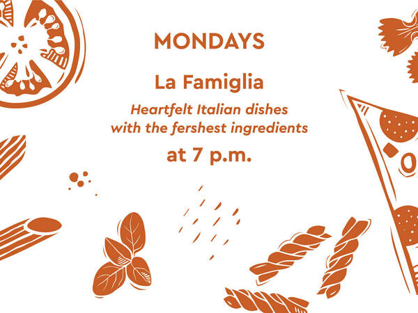 La Famiglia Mondays at Agapi Beach Resort in Crete