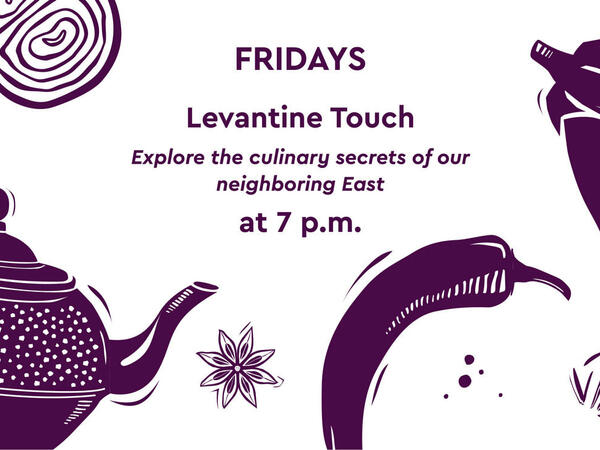 Fridays Levantine Touch at Agapi Beach Resort in Crete