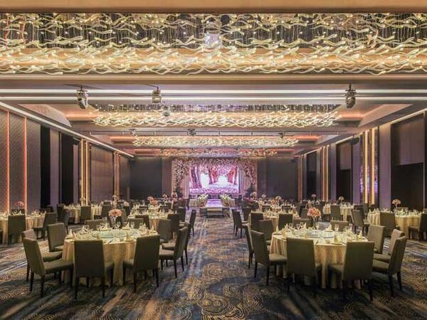 Grand Ballroom at Amara Signature Shanghai