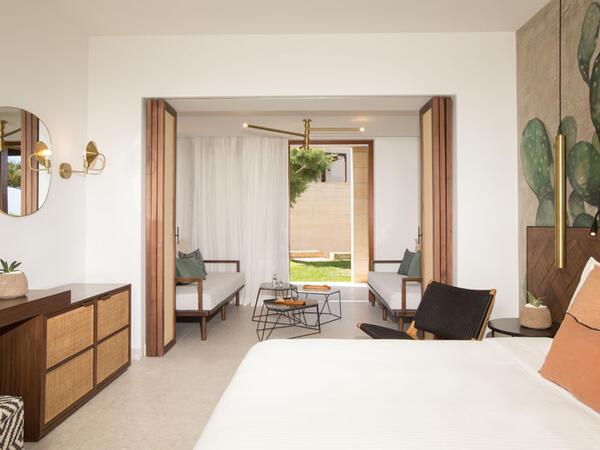 Junior Suite at Cretan Malia Park