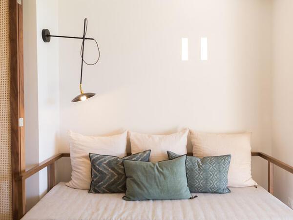 Seafront Junior Suite at Cretan Malia Park