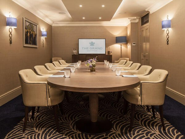 Meeting room at The Grand Brighton in East Sussex, United Kingdo