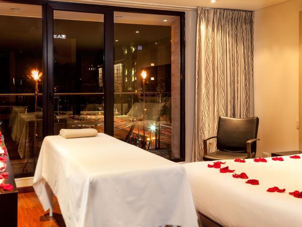 Massage Table for romantic night