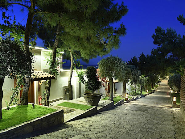 Sarpedor Boutique Beach Hotel in Bodrum, Turkey