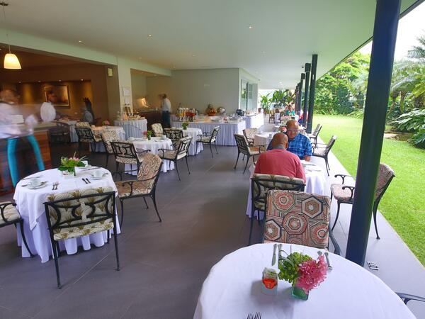 Restaurante del hotel - La Terraza