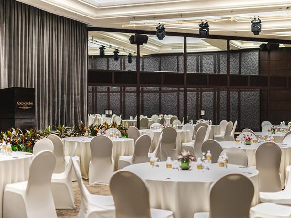 Banquet Venue at Goodwood Park Hotel Singapore