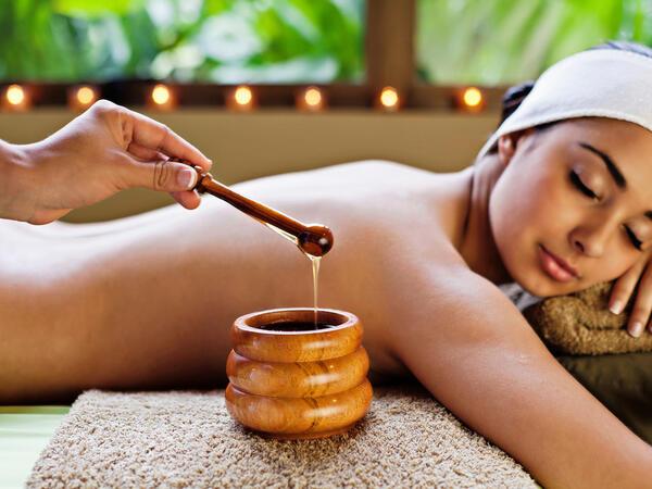 Masaje Pure Honey Delight