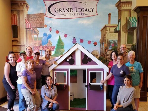 A Photo of the guest at Hotel Grand Legacy at The Park Anaheim.