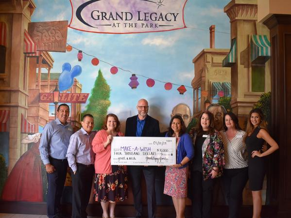 A photo of the staff at Hotel Grand Legacy at The Park Anaheim.