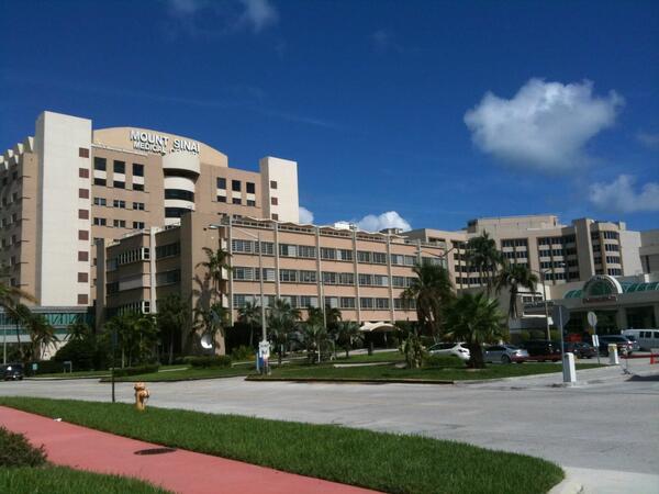 Mount Sinai Hospital Exterior