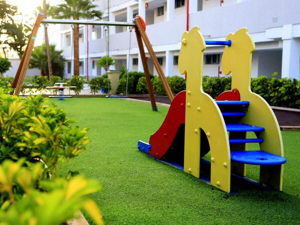 Labranda Bronze Playa Outdoor Kids Play Area