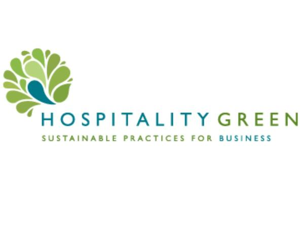 Logo for Hospitality Green Sustainability Practicies for Busines
