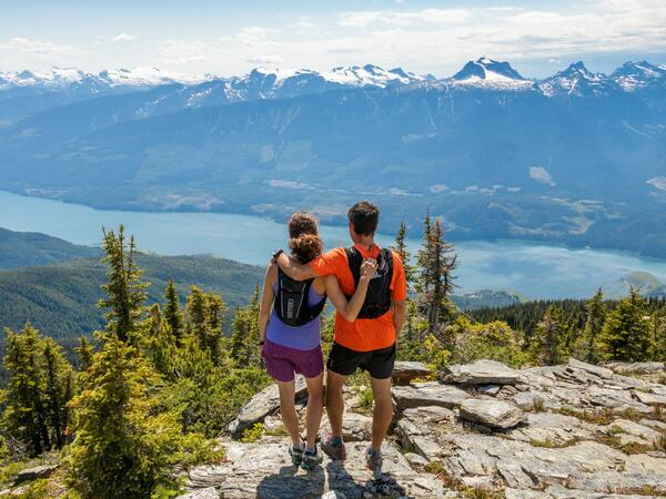 Trail Running  Sutton Place Hotel Revelstoke