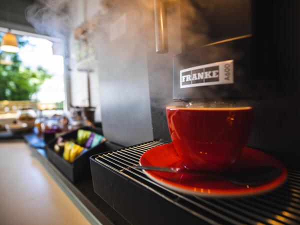 Buffet Petit Déjeuner café thé Les Gentianettes