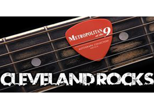 Media logo for 'Cleveland Rocks'