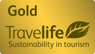 Gold Travelife - Sustainability in tourism