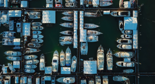 boat show. image