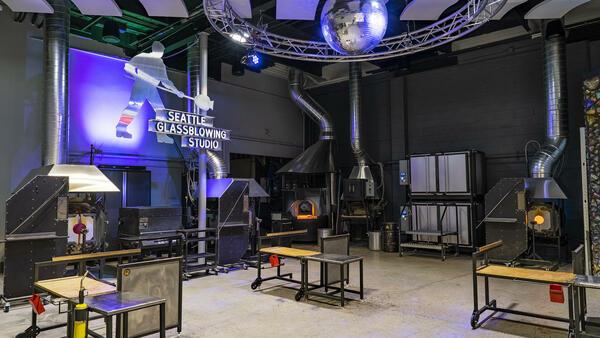 SGS Glassblowing Studio Seattle
