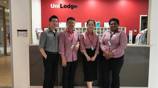 Onsite Staff Image UniLodge @ UNSW