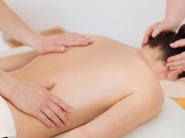 Ayurvedic Massage at Romantik Hotel Schloss Pichlarn