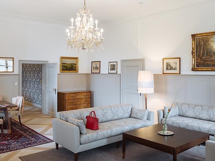 Schloss Suite im Schloss Pichlarn