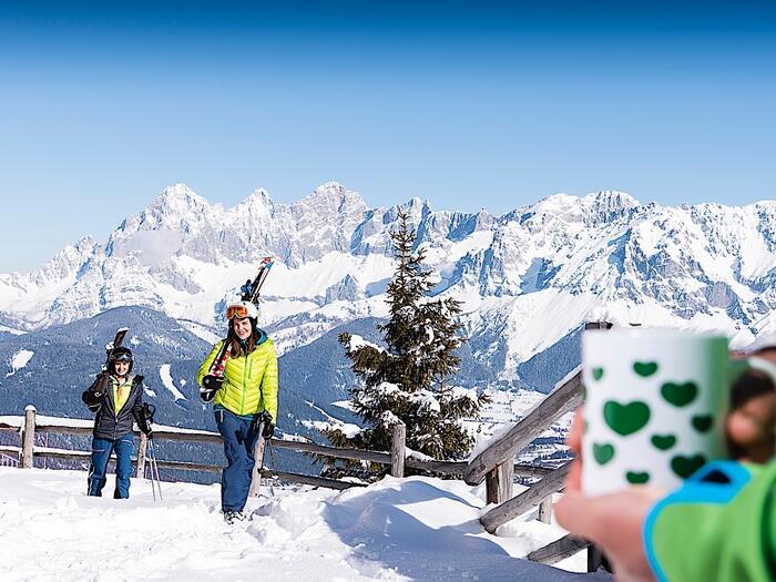 Skiing Wintersports at Romantik Hotel Schloss Pichlarn, Austria
