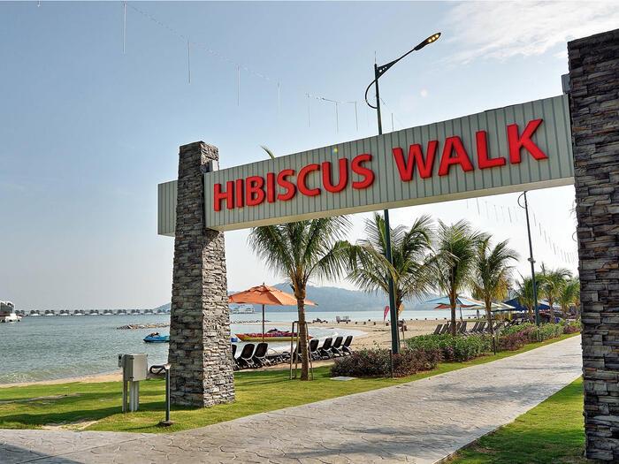 Hibiscus Walk | Street Food | Lexis Hibiscus Port Dickson