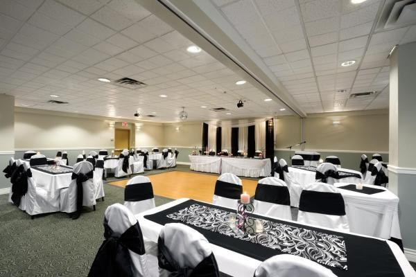 Meeting space set for social event