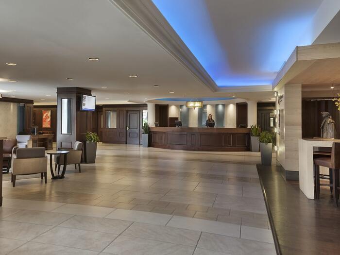 Hotel Halifax Lobby
